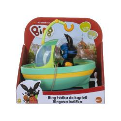 Zabawka do kąpieli Bing Łódka