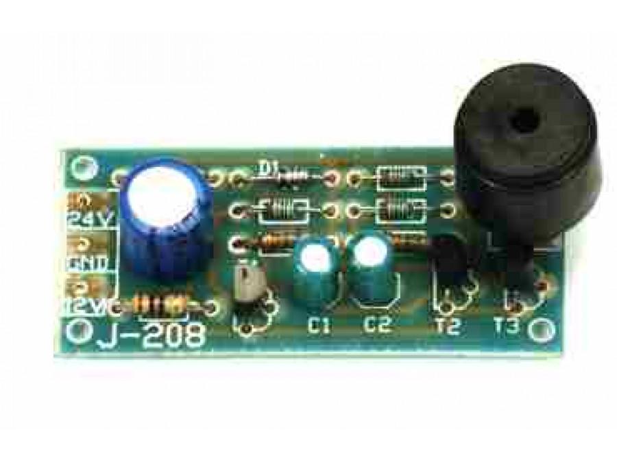 J-208 Dźwiękowy sygnalizator cofania pojazdu