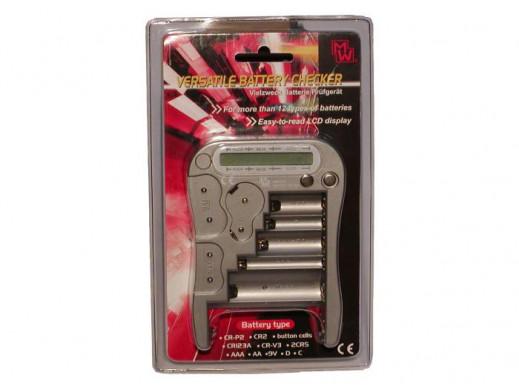 Tester baterii KT333...