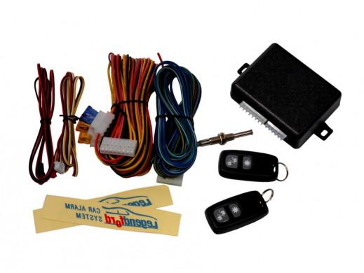 Alarm samochodowy LEGENDFORD LF100/F14