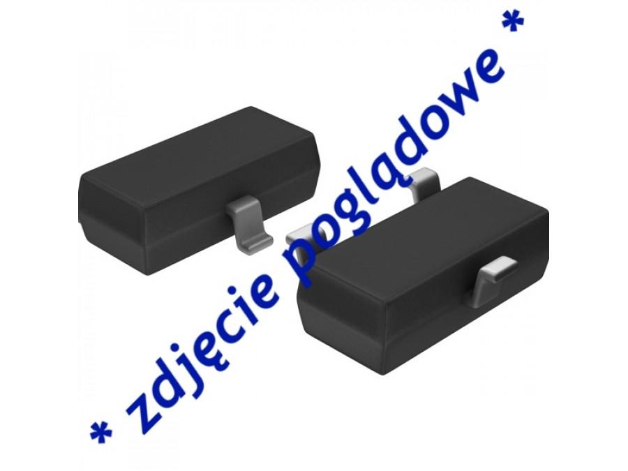 Tranzystor BC857C SMD PNP 0,1A/50V SOT23 0,25W 100MHz bipolarny