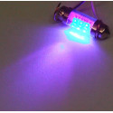DIODA LED SAMOCH UV FT10X36-6UV WEWNĘTRZNA
