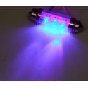 Dioda LED samochodowa UV FT10X42-6UV wewnętrzna