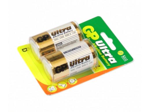 Bateria R-20 GP ALKAICZNE