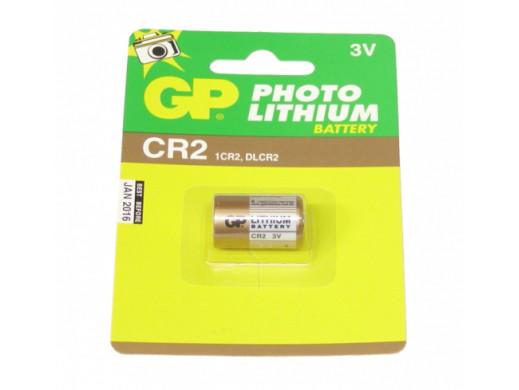 Bateria CR-2 1CR2 DLCR2 3V GP