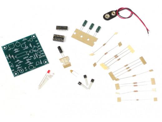 AVT-751B Płynące światełko RGB KIT