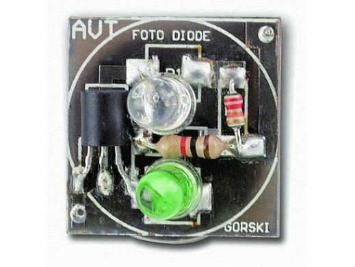 AVT-1337B tester pilotów mini KIT