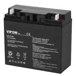 Akumulator żelowy 12V 17Ah Vipow