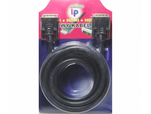 Przewód, kabel DVI-DVI 3m