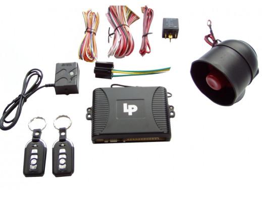 Alarm samochodowy z syreną AL-802