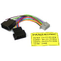 Złącze samochodowe Panasonic CQ-RDP123 ISO