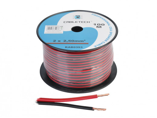 Kabel głośnikowy 2*2,5mm...