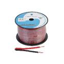 Kabel głośnikowy 2*2,5mm czarno-czerwony