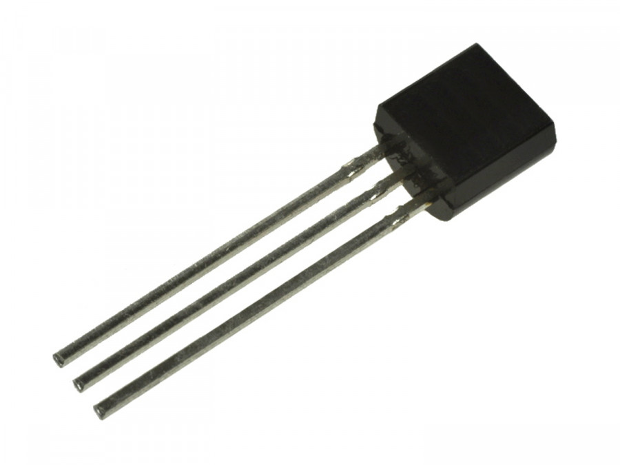 Stabilizator TL431 3 pin KA431 2,5V 0,15A TO92