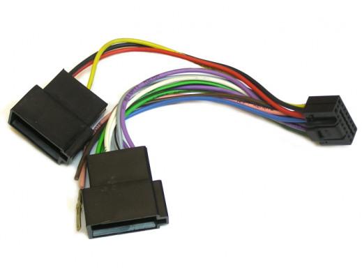 Złącze samochodowe JVC KS-LXR ISO