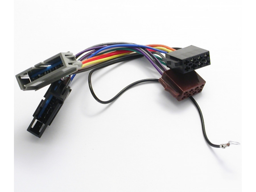 Złącze samoch CHRYSLER 1985-01 ISO