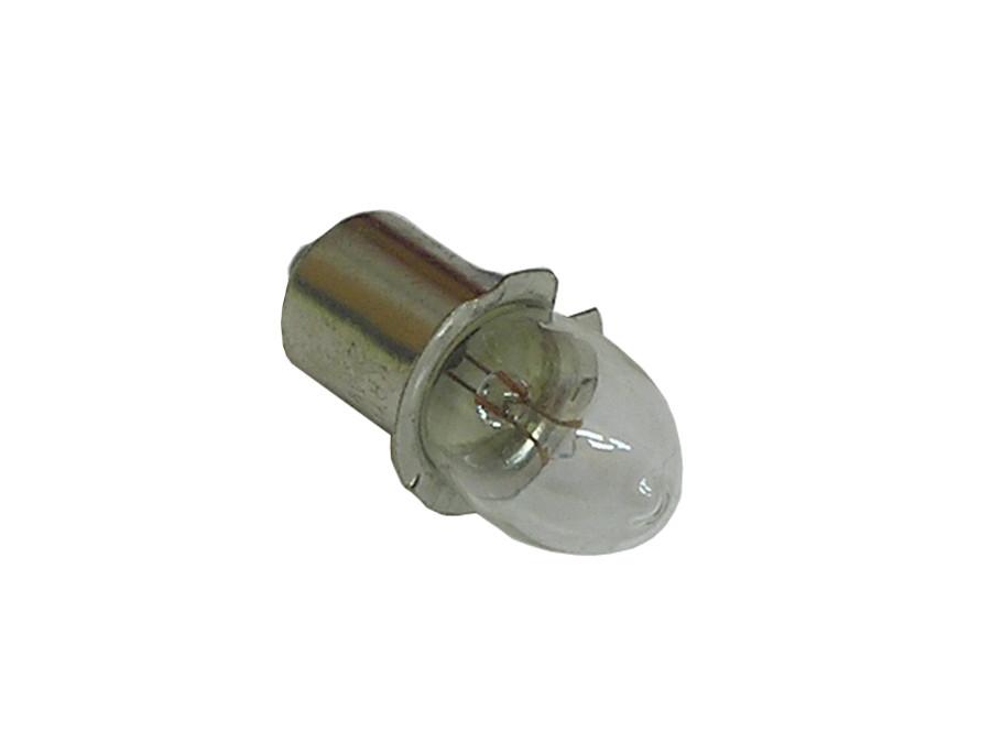 Żarówka kryptonowa 3,6V 0,7A bez gwintu do latarek
