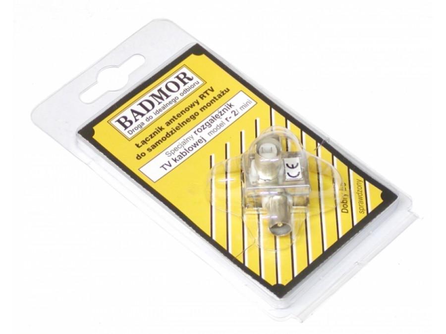 Rozgałęźnik BADMOR R-2 1/2...
