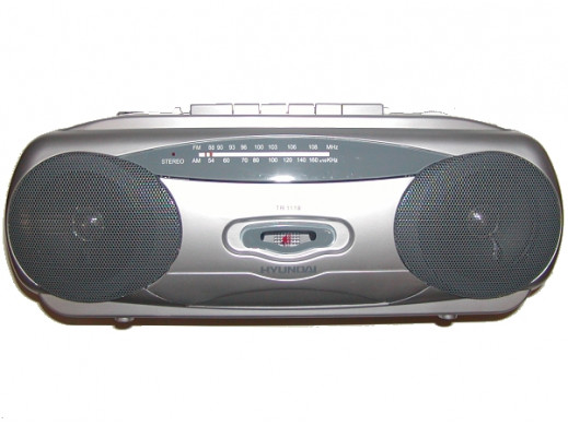 Radiomagnetofon Hyundai TR-1118