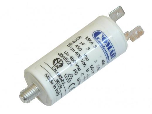 Kondensator rozruchowy 3uF...