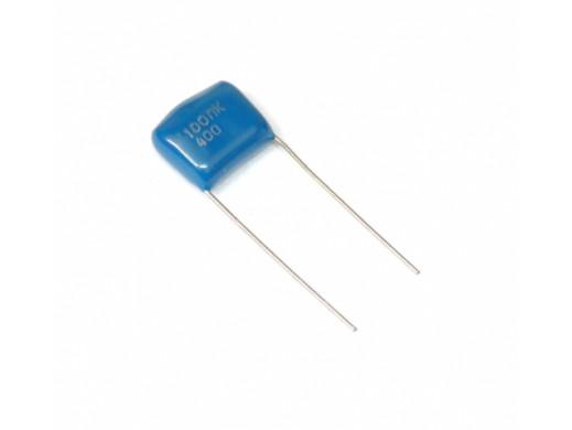 Kondensator MKS 100nF/400V