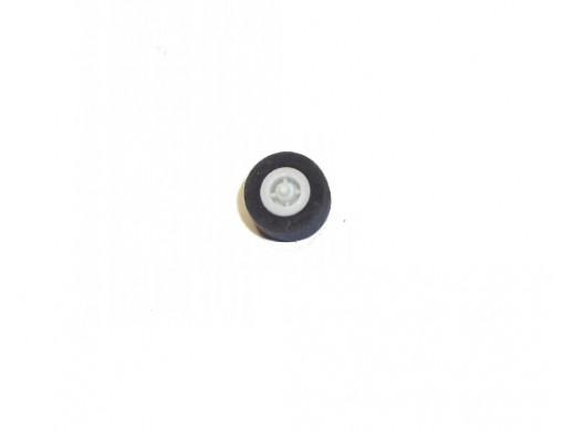 Rolka magnetofonowa dociskowa średnica 10mm wysokość 6,5mm bolec 1,5mm zachodnia