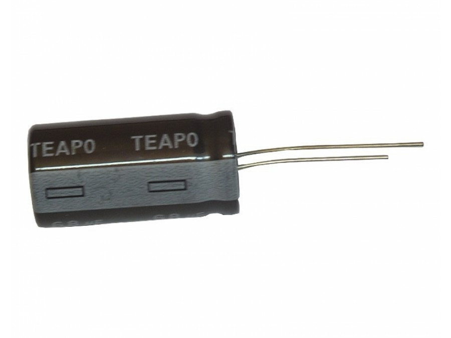 Kondensator elektrolityczny 1200uF/16V 105C