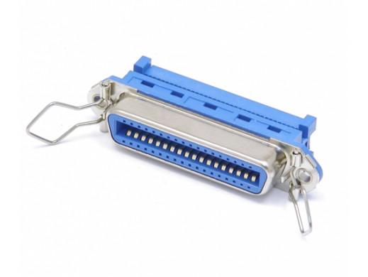 Złącze Centronics 36 pin żeńskie na kabel