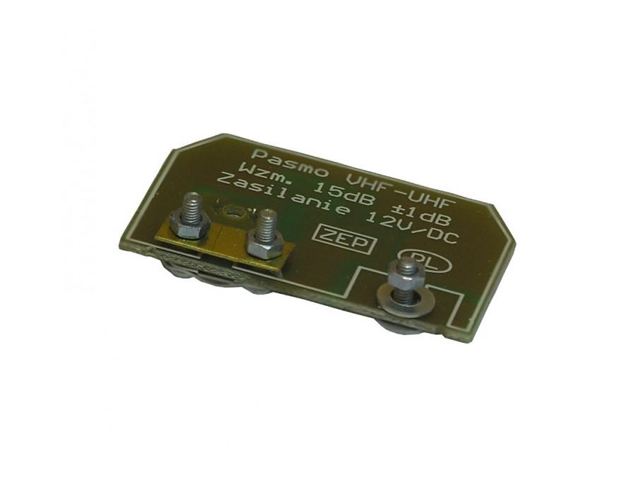 Wzmacniacz antenowy LG-1 płytka 15DB