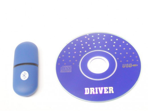 Bluetooth USB 2.0 100m Quer