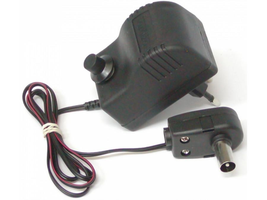 Zasilacz TV antenowy 12V 100mA z regulacją