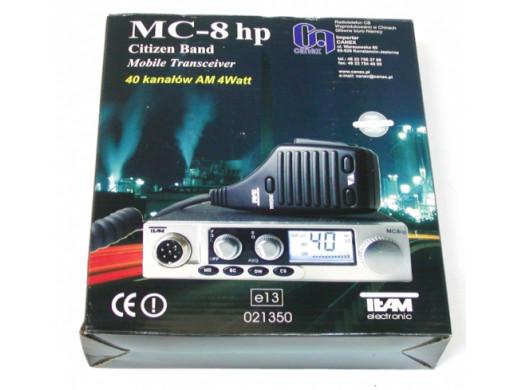 RADIO CB TEAM MC-8HP