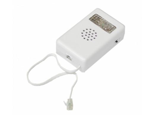 Sygnalizator telefoniczny(czerwony)