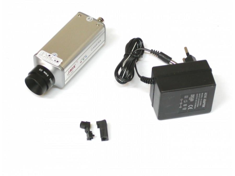Kamera kolor JK-868 CMOS z zasilaczem