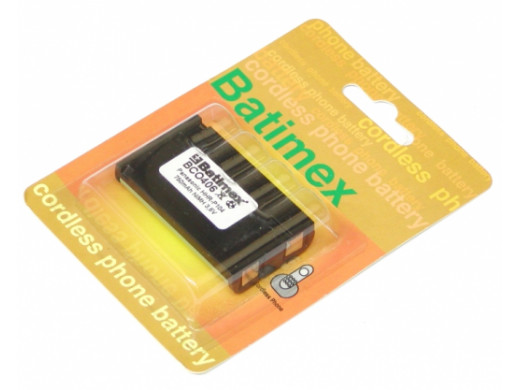Akumulator Panasonic HHR-P105 Bco406 600mAh 3,6V Ni-mh Batimex