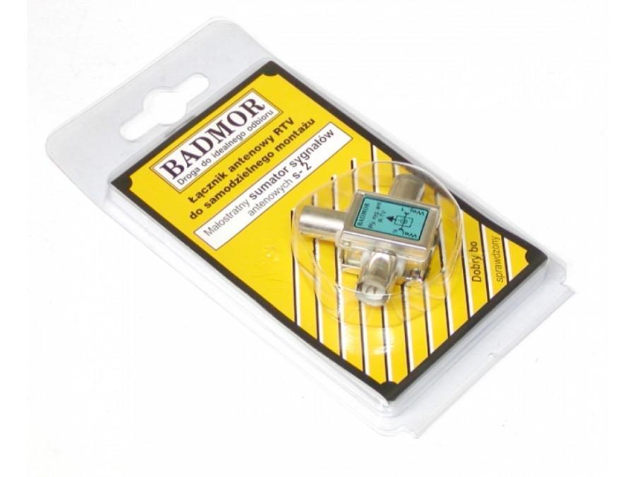 Sumator BADMOR 1/2 małostratny S-2