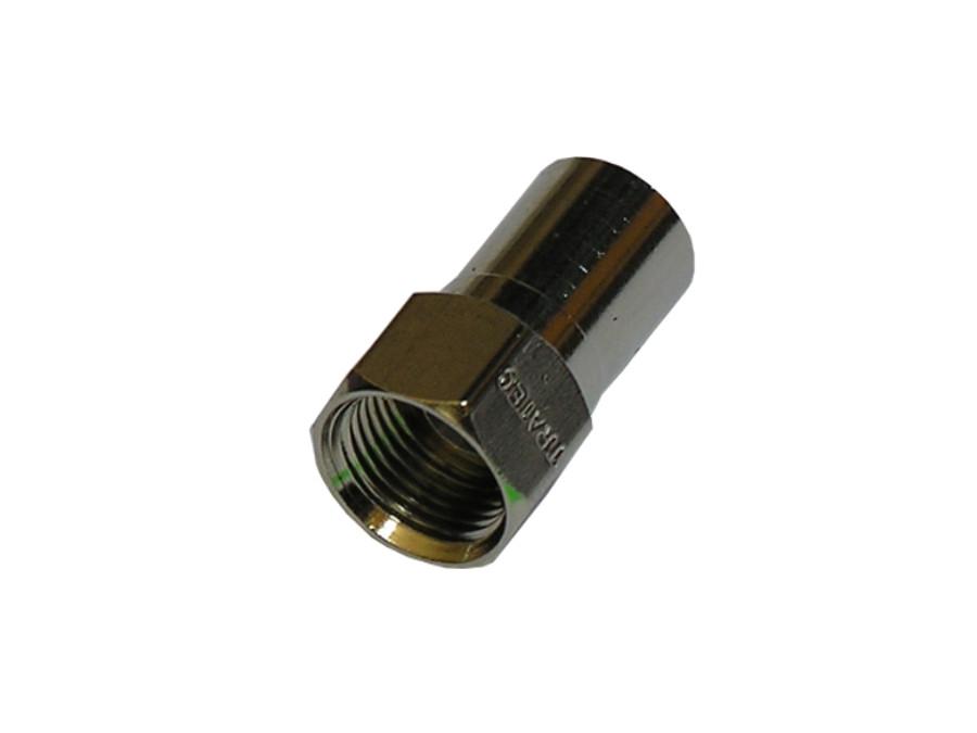 Wtyk F zaciskany na kabel RG-6
