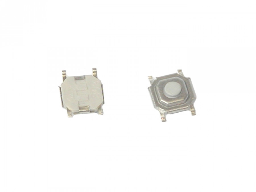 Mikroswitch  poziomy kwadrat 5,2*5,2mm H-2mm 4pin SMD