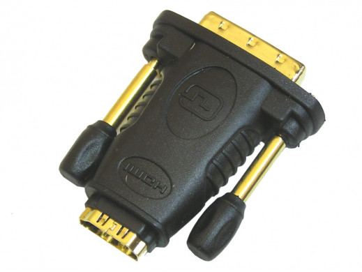 Adapter DVI wtyk gniazdo HDMI