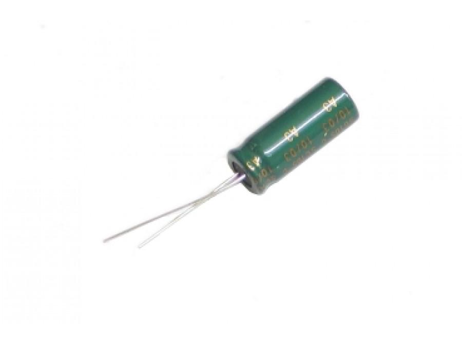 Kondensator elektrolityczny 470uF/25V 105C