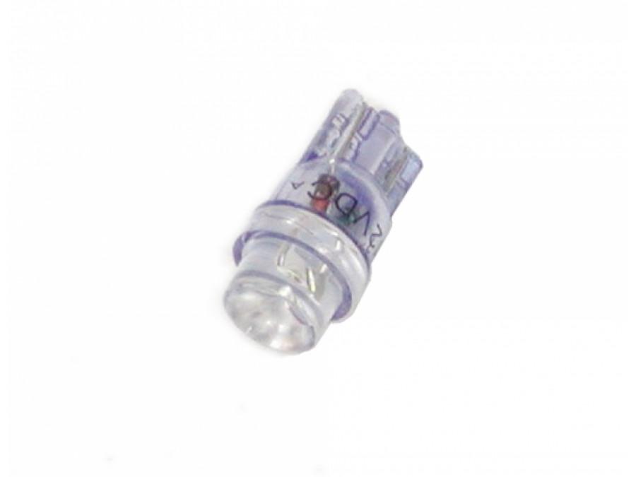 Dioda LED samochodowa 10mm UV 12V