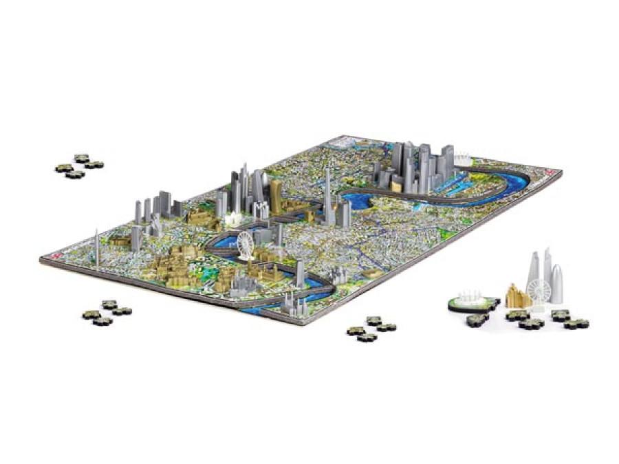 PUZZLE TIME 4D - LONDYN - 1200 elementów
