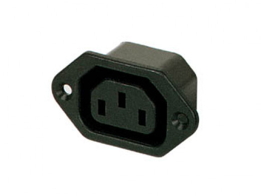 FEMALE POWER SOCKET,...