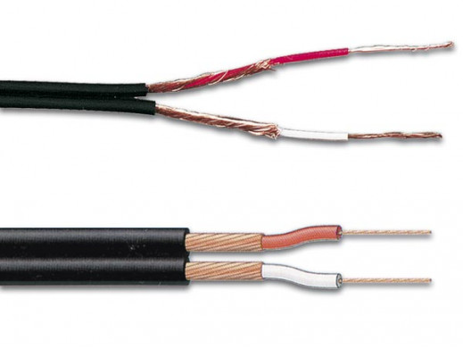 PICK-UP CABLE 2 x 0.25mm²...