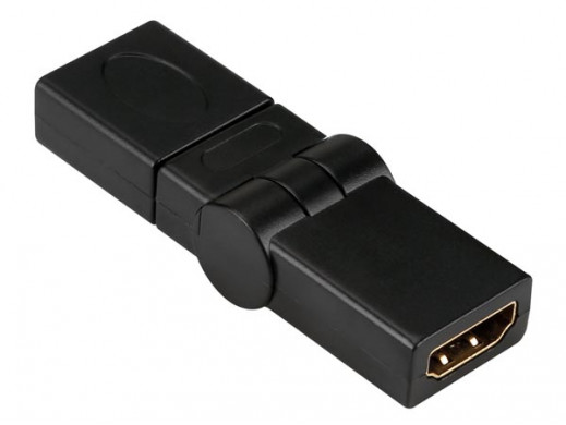 ADAPTER HDMI TYP A ŻEŃSKI /...