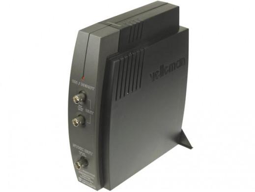 2 MHz Generator funkcyjny...