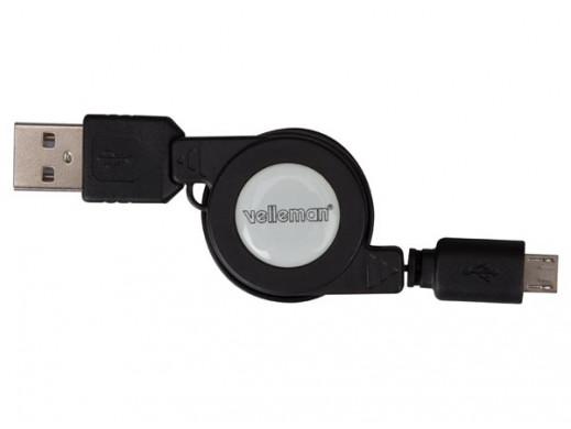 MĘSKIE ZŁĄCZE USB 2.0 A/...