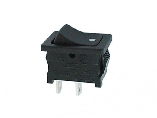 POWER ROCKER SWITCH 3A-250V...