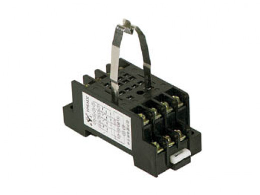 SOCKET FOR HEAVY-DUTY RELAY...