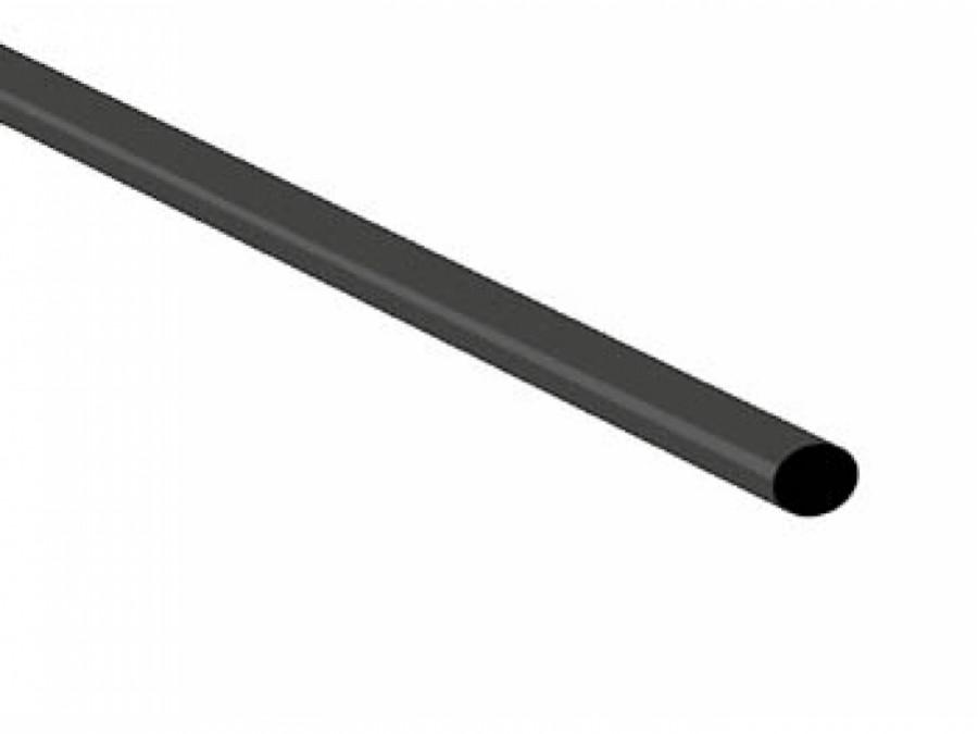 SHRINKABLE TUBE 3.2mm - BLACK